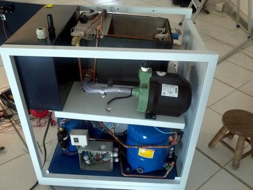 Chiller para máquinas laser