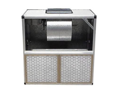 Instalação de ar condicionado fan coil
