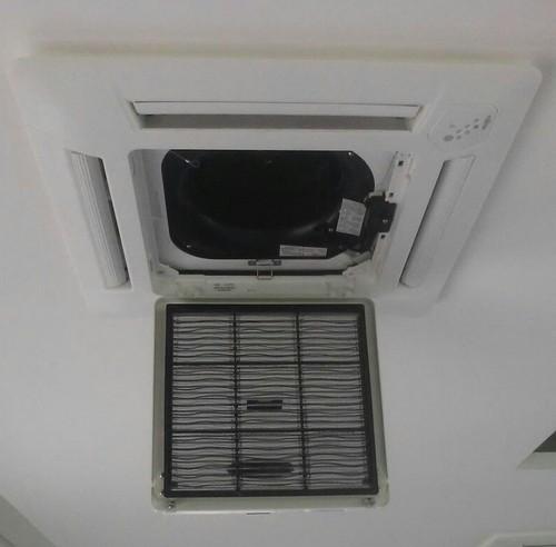 Instalação de ar condicionado k7