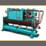 Sistema de água gelada industrial